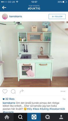 IKEA duktig kids play kitchen