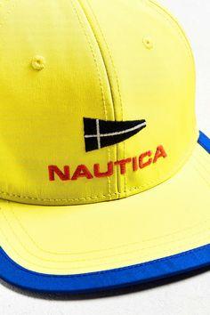 71cc45a85e3 Nautica Baseball Hat - Urban Outfitters Baseball Hats