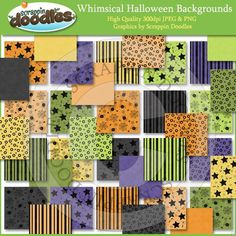Whimsical Halloween Backgrounds Download