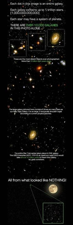 Proof That We Are Really Insignificant…