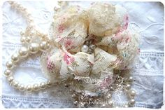 Shabby Chic Floral Flower