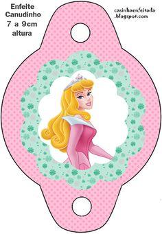 rotulo kit festa princesa aurora para imprimir