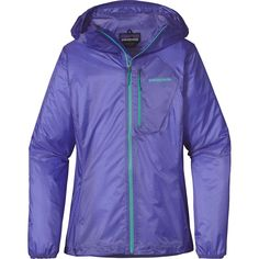Patagonia - Alpine Houdini Jacket - Women's - Violet Blue