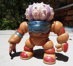 Custom Armodoc by Ersico (head and claw cast by eric (Erok26) of 1shottoys)