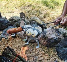 Braai utensils, Zimbabwe