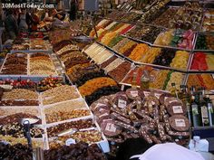Best Indoor Markets In The World: La Boqueria, Barcelona