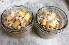Gruau à la noix de coco et aux ananas - Famille et tofu