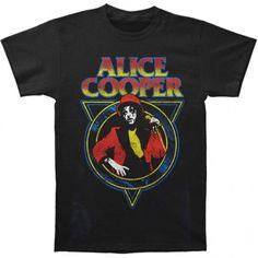 Alice Cooper: Snake Skin (tricou)