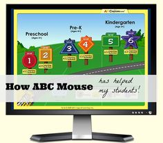ABC Mouse has REALLY helped some of my students this year! There is a 30 day FREE trial right now, and as a Reading Specialist, I don't usually recommend something unless it has worked with my students!