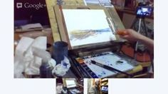 loose watercolor landscapes - YouTube
