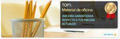 TOP 1 servicios más demandados marzo 2013: Material de oficina con Lyreco