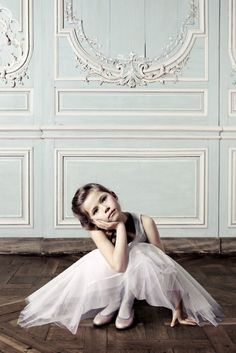 ballerina..this is going to be my daughter<3