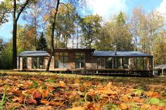 DublDom, a Beautiful and Modern Modular House