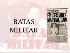 Batas Militar (Martial Law in the Philippines)
