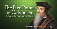 Known as both the Doctrines of Grace and the Five Points of Calvinism, these doctrines are succinct summaries of what the Bible teaches about salvation.