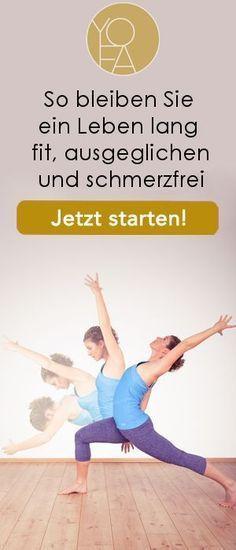 a3ec6c4a89 Faszien-Yoga: Mit einfachen Übungen das Bindegewebe ganz sanft entspannen |  Faszientraining, Training, Yoga. Gesunde 360 Grad