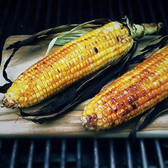Sub greasy for golden this 4th of July! Here's a fresh recipe for grilled corn on the cob.