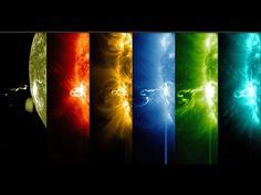 Large Solar Eruption/6.6 EarthQuake/CERN 13.5 TEV