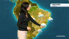 Previsão Brasil – Sul e SE ainda terão ar frio