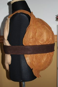 ADULT Teenage Mutant Ninja Turtle Costume 'Hero In by LucyLusTutus, $55.00
