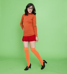american apparel scooby doo costume from