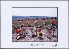 [Angel memorial near the Shanksville, Pa., crash site of United Airlines Flight which was highjacked in the September terrorist attacks] Flight 93 Memorial, Day Of Infamy, Angel Bear, Airline Flights, Worst Day, Historical Artifacts, United Airlines, Recent Events, September 11