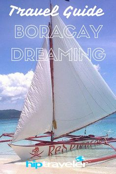 HIP Traveler | Travel Guide to Boracay Dreaming, Philippines || The sunsets. They're amazing. Yes, I know, that's what everyone says about their favorite tropical destination, but in Boracay, Philippines the sunsets are truly something special - something other-worldly.