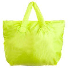 Condura Beach Bag ($15) ❤ liked on Polyvore