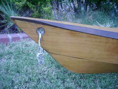 http://www.instructables.com/id/Stitch-and-Glue-Kayak/