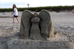 Crane Beach Sandblast 2012.  Photo, Nancy Priest.