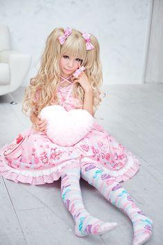 sweet lolita fashion   Sweet Lolita
