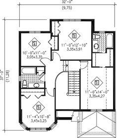 - 80478PM floor plan - 2nd Floor
