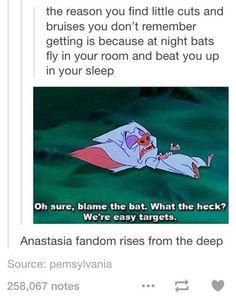 Slayyyyyyyyy. Anastasia