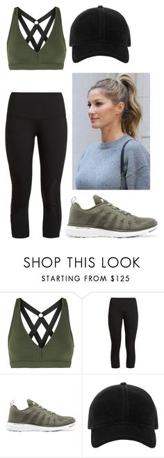 """""""Morning Run #3"""" by lover-of-tea ❤ liked on Polyvore featuring Koral, LNDR, Athletic Propulsion Labs and rag & bone"""