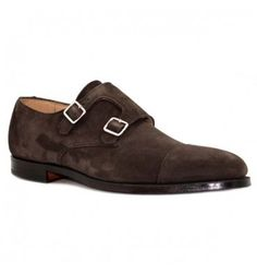 Crockett & Jones - Lowndes dark brown suede Brown Suede, Dark Brown, Men Dress, Dress Shoes, Crockett And Jones, Oxford Shoes, Fashion, Zapatos, Formal Shoes