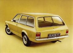 Opel Kadett C 1973-1979 | Phil Seed's Virtual Car Museum
