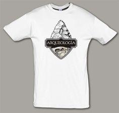 Camiseta Arqueología.