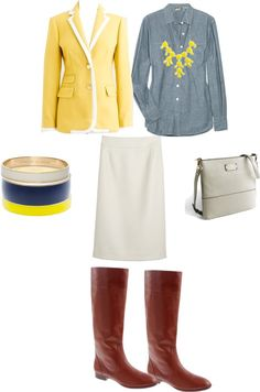 """spicey gold hacking"" by girlyfriar ❤ liked on Polyvore"
