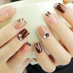 42 Top Class Bridal Nail Art Design for Winter Inspiration Nail Art nail art classes New Nail Art Design, Nail Art Designs, Design Art, Class Design, Nail Manicure, My Nails, Diva Nails, Ongles Gel French, Elegant Nail Art