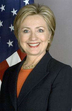 Hillary Rodham Clinton  b. 1947  The American lawyer and politician Hillary Rodham Clinton served as a U.S. senator and secretary of state in the administration of President Barack Obama.  She also served as first lady during the administration of her husband, Bill Clinton, 42nd president of the United States.