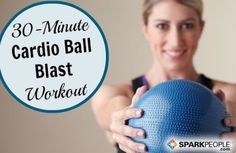 Have a Ball with This Calorie-Torching Workout!