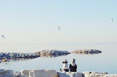 Oakville. Lake Ontario . This is where we live!