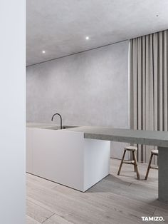 House by Tamizo Architects est living tamizo architects warsaw home living tamizo architects warsaw home 6 Minimalist Decor, Minimalist Design, Tamizo Architects, Modern Outdoor Kitchen, Modern Kitchens, Modernisme, Interior Minimalista, Küchen Design, Design Studio