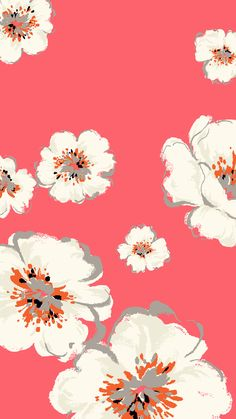 New Flowers Wallpaper Iphone Pattern Floral Prints Ideas Iphone Wallpaper Herbst, Iphone Wallpapers, Cute Wallpapers, Floral Wallpapers, Wallpaper Free, Flower Wallpaper, Screen Wallpaper, Wallpaper Ideas, Trendy Wallpaper