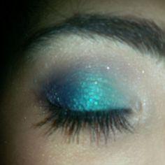 Make up MULTICOLOR con ombretti Make Up For Ever