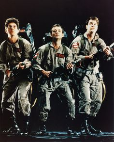 """Spook Central - """"Ghostbusters"""" Multimedia"""