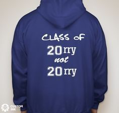 Sorry not Sorry Class of 2020 - Senior Shirts - Ideas of Senior Shirts - Sorry not Sorry Class of 2020