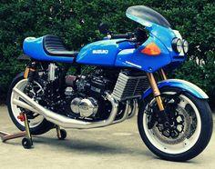 Suzuki GT750   Endurance Racer