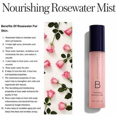 SO many amazing uses, and ways to use @beautycounter Nourishing Rosewater Mist. It's definitely been my go-to, and most used, fun in the sun product these last few days. Antioxidants, anti-bacterial, anti-fungal, healing, and refreshing properties of the rose hip and water makes you feel refreshed, and skin rehydrated! beautycounter.com/kimberlygunia