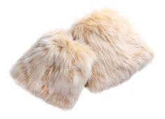 Simplicity Soft Furry Leg Warmer Boot Cuff $10.39